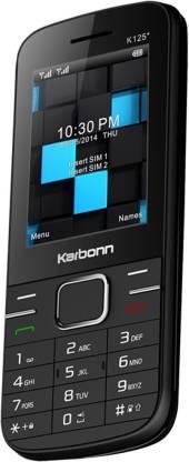 KARBONN K125 Star Dual Sim - Black