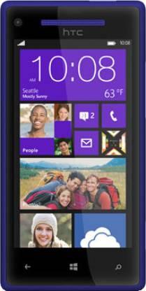 HTC Windows Phone 8X (Blue, 16 GB)