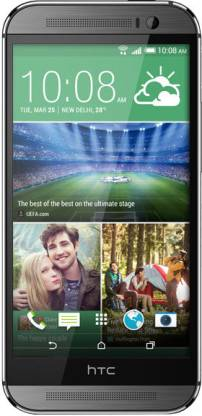HTC One M8 (Gunmetal Grey, 16 GB)