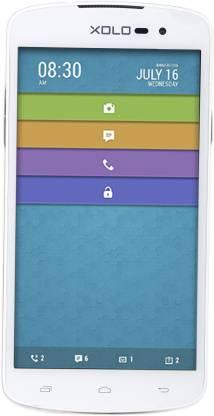 XOLO Omega 5.0 (White, 8 GB)