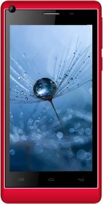 Celkon Q455 (Red, 16 GB)