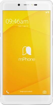 mPhone 7 Plus (Silver, 64 GB)