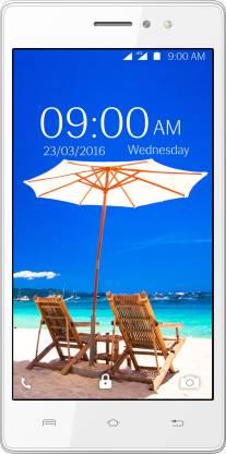 LAVA A89 (White, 8 GB)