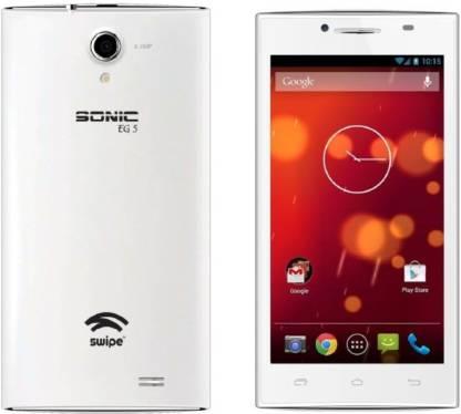 Swipe eg5 (White, 4 GB)