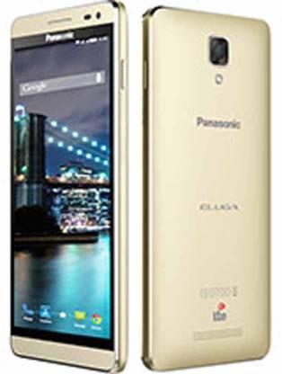 Panasonic Eluga I2 (Gold, 8 GB)