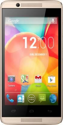 Intex Aqua 3G Pro (Champagne, 4 GB)