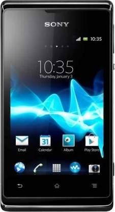 SONY Xperia E Dual (Black, 4 GB)