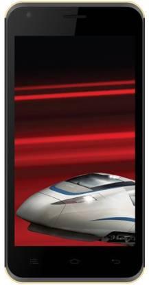 Celkon Millennia 2GB Xpress Grey+Gold (Grey+Gold, 16 GB)