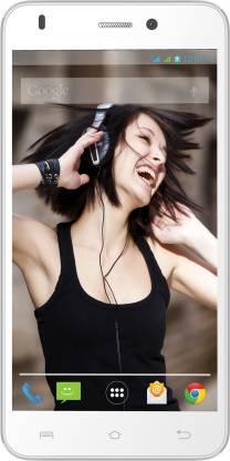 LAVA X1 Beat (White, 8 GB)