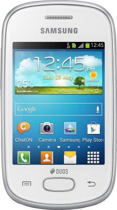 SAMSUNG Galaxy Star (Ceramic White, 4 GB)