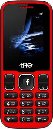 TRiO T3 Star (Red & Black, 64 MB)