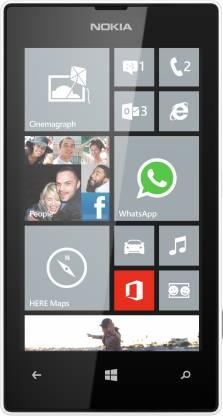 Nokia Lumia 520 (White, 8 GB)