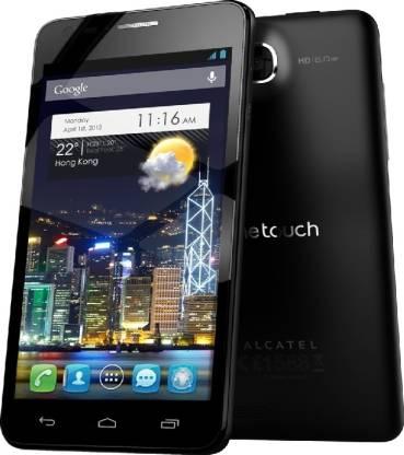 Alcatel Onetouch Idol Ultra (Black, 16 GB)