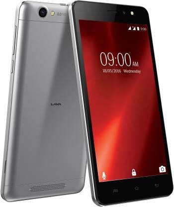 LAVA X28 (Black Grey, 8 GB)
