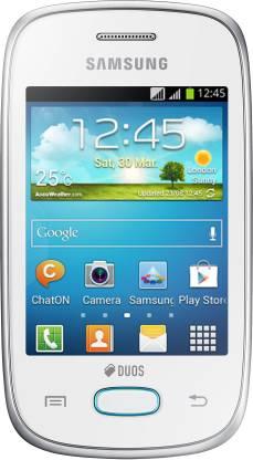 SAMSUNG Galaxy Pocket Neo (Ceramic White, 4 GB)