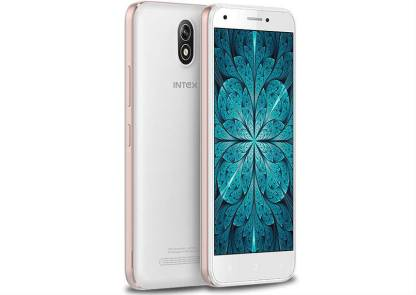 Intex Aqua Strong 5.1 (White, 8 GB)