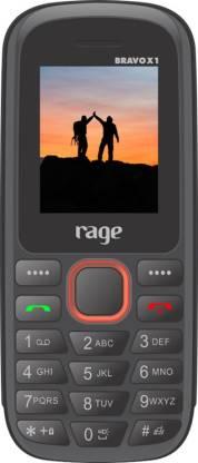rage Bravo X1 Black