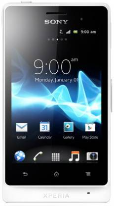 SONY Xperia Go (White, 8 GB)