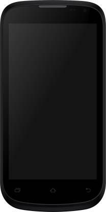 Micromax Canvas Elanza A93 (Black Silver, 4 GB)