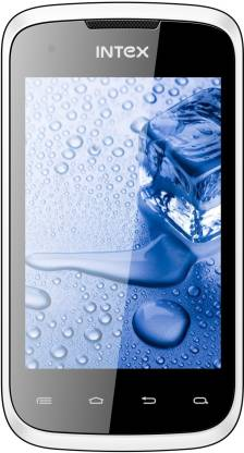 Intex Aqua 4.0 (White, 131 MB)
