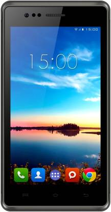 Intex Aqua 4.5E (Grey & Black, 1 GB)