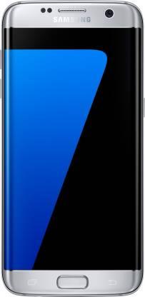 SAMSUNG Galaxy S7 Edge (Silver Titanium, 32 GB)