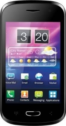 Hi Tech Amaze S200 (Brown, 512 MB)