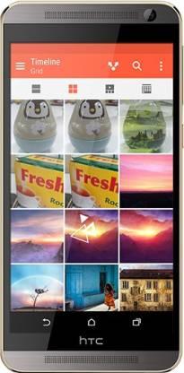 HTC One E9+ (Gold Sepia, 32 GB)