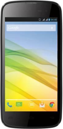 LAVA Iris 450 ColorPlus (Black and Blue, 8 GB)