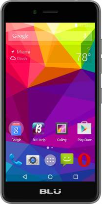 BLU Studio G HD (Grey, 8 GB)