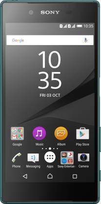 SONY Xperia Z5 Dual (Green, 32 GB)