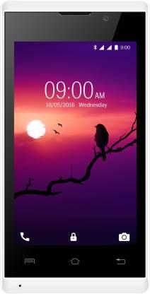 LAVA A48 (White, 4 GB)