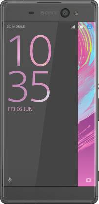 SONY Xperia XA Ultra Dual (Graphite Black, 16 GB)