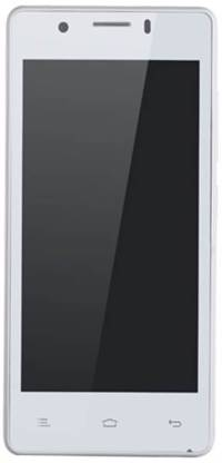 GIONEE Pioneer P4 (White, 8 GB)