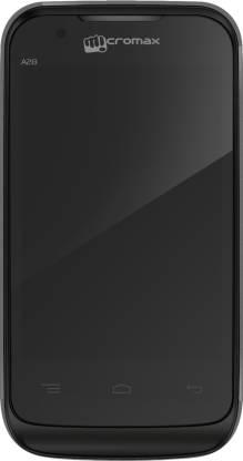Micromax Bolt A28 (Black, 180 MB)