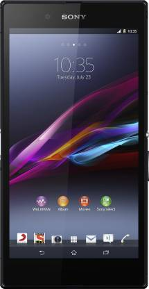 SONY Xperia Z Ultra (Black, 16 GB)
