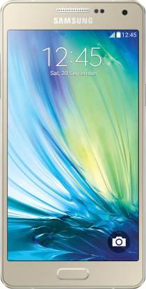 SAMSUNG Galaxy A5 (Champagne Gold, 16 GB)