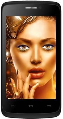 Celkon Millennia Q405 Black (Black, 4 GB)