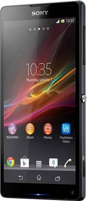SONY Xperia ZL (Black, 16 GB)