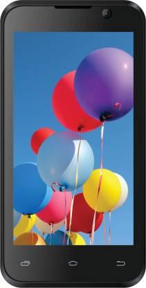 Intex Aqua Y3 (Black & Blue, 4 GB)