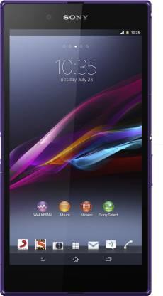 SONY Xperia Z Ultra (Purple, 16 GB)
