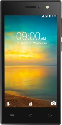 LAVA A76+ 4G with VoLTE (Black, 8 GB)