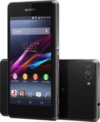 SONY Xperia Z1 Compact (Black, 16 GB)