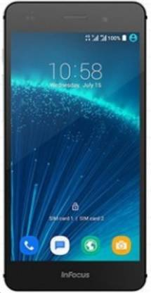 Infocus M808i (4G VoLTE) (Mysterious Silver, 16 GB)