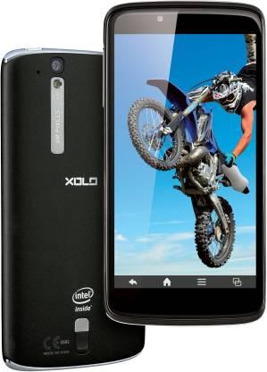 XOLO X1000 (Black, 8 GB)