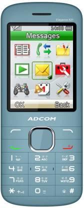 ADCOM X21 (ELEGANCE) Dual Sim Mobile