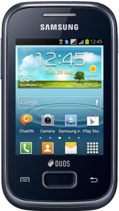 SAMSUNG Galaxy Y Plus (Black, 4 GB)