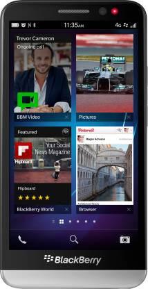 BlackBerry Z30 (Black, 16 GB)