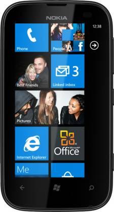 Nokia Lumia 510 (Black, 4 GB)