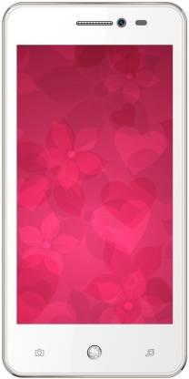 Intex Aqua Glam (White, 8 GB)